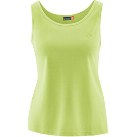 Maier Sports Petra Naiset Hihaton paita , vihreä